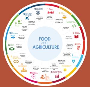 FAO (2015), SDG Wheel.